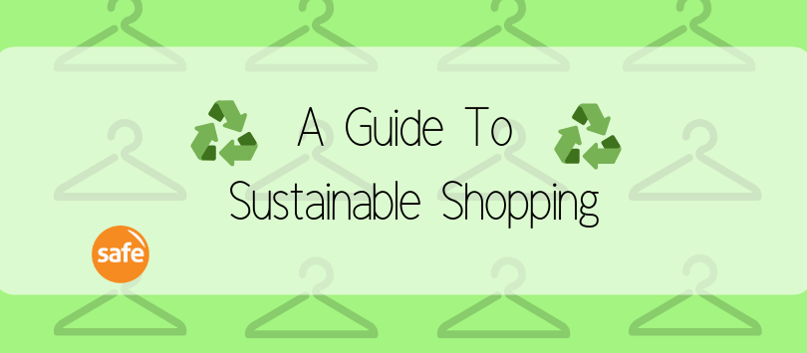 A Guide to Sustainable Shopping