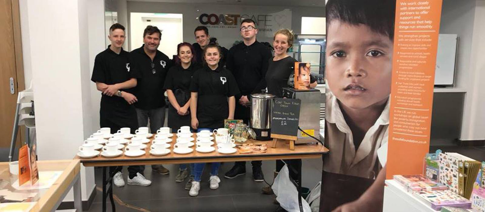 Changing Lives Through Coffee