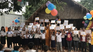 SAFE Cambodia Education Project – Ffion's Experience